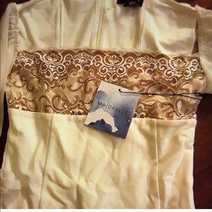 MAJORELLE Dresses - MAJORELLE Lilou Dress - white lace mini - NWT XS